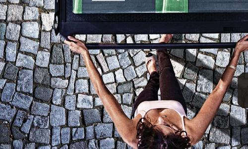 """BEDSLIDE """"TV Tray"""" Poster - Yonder"""